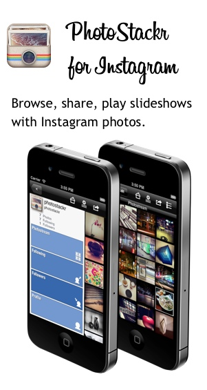 PhotoStackr for Instagram